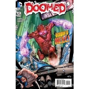 DOOMED (2015) #2 VF/NM