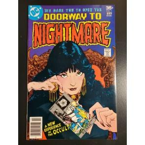 Doorway to Nightmare #1 (1978) VF+ 8.5 high grade 1st appearance Madam Xanadu |