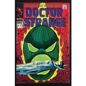 Doctor Strange (1968) #173 VF (8.0) vs Dormammu part 3 of 3