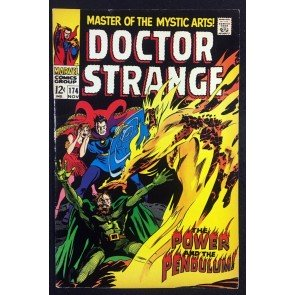 Doctor Strange (1968) #174 VF- (7.5) 1st app Sons of Satanish