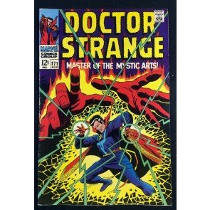 Doctor Strange (1968) #171 FN/VF (7.0) vs Dormammu part 1 of 3