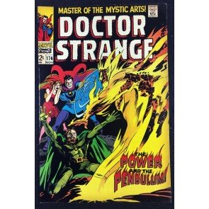Doctor Strange (1968) #174 FN (6.0) 1st app Sons of Satanish