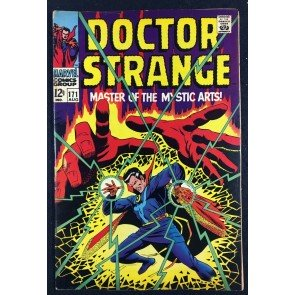 Doctor Strange (1968) #171 FN- (5.5) vs Dormammu part 1 of 3