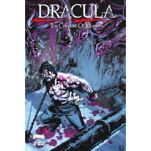 DRACULA: COMPANY OF MONSTERS #2 NM KURT BUSIEK BOOM!