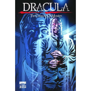 DRACULA: COMPANY OF MONSTERS #3 VF/NM KURT BUSIEK BOOM!
