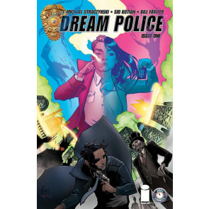 DREAM POLICE (2014) #1 VF/NM COVER B IMAGE COMICS J. MICHAEL STRACZYNSKI