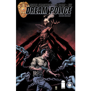 Dream Police (2014) #11 VF/NM Image Comics