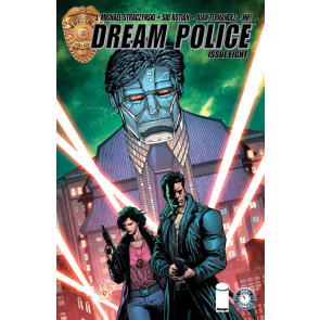 Dream Police (2014) #8 VF/NM Image Comics