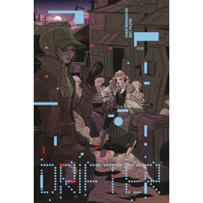 Drifter (2014) #8 VF/NM Cover B Image Comics