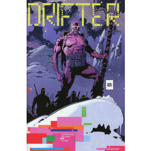 Drifter (2014) #10 VF/NM Cover B Image Comics