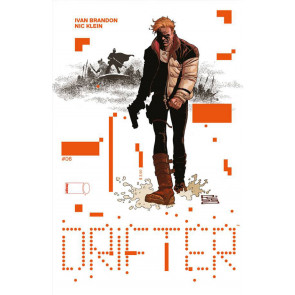 DRIFTER (2014) #6 VF/NM COVER B IMAGE COMICS