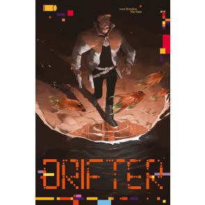Drifter (2014) #14 VF/NM Cover B Image Comics