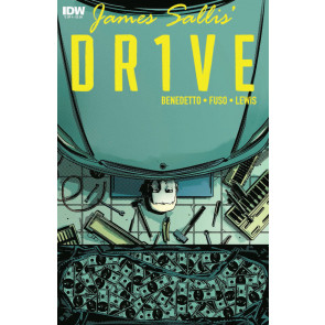 DRIVE (2015) #2 VF/NM IDW