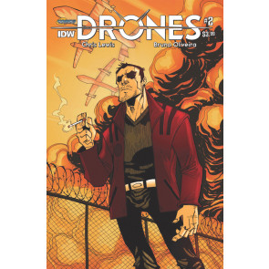 DRONES (2015) #2 VF/NM IDW