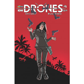 DRONES (2015) #4 VF/NM IDW