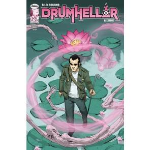 DRUMHELLAR (2013) #1 VF/NM COVER B ALEX LINK