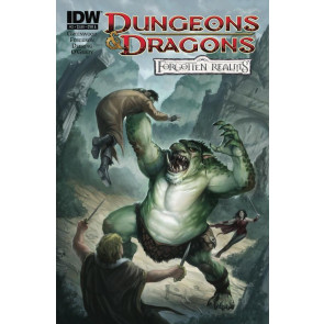DUNGEONS & DRAGONS: FORGOTTEN REALMS #3 NM IDW