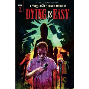 Dying Is Easy (2019) #1 VF/NM Martin Simmonds Cover Joe Hill IDW