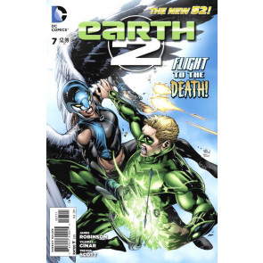 Earth 2 (2012) #7 VF/NM The New 52!