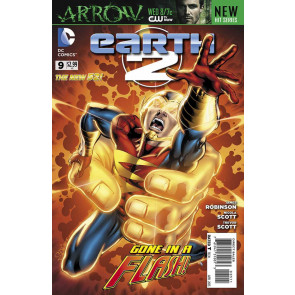 Earth 2 (2012) #9 VF/NM The New 52!