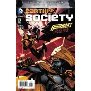 Earth 2: Society (2015) #10 VF/NM