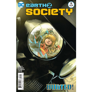 Earth 2: Society (2015) #18 VF/NM