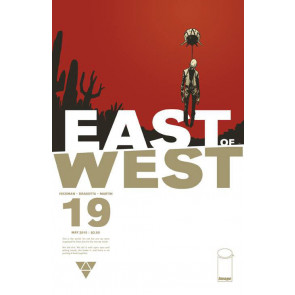 EAST OF WEST #19 VF/NM HICKMAN IMAGE COMICS