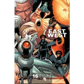 East of West (2013) #16 VF/NM Interconnecting Cover C (Texas) Image Comics