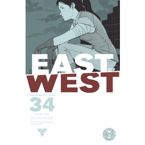 East of West (2013) #32 VF/NM Hickman Image Comics