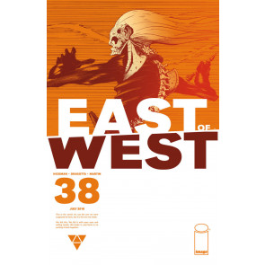 East of West (2013) #38 VF/NM Hickman Image Comics