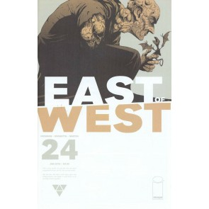 East of West (2013) #24 VF/NM Image Comics