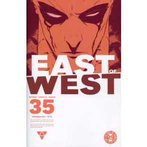 East of West (2013) #35 VF/NM Hickman Image Comics