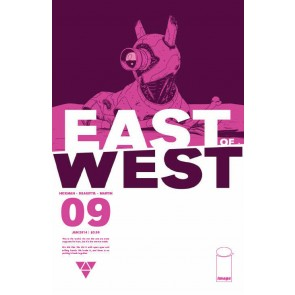 East of West (2013) #9 VF/NM Jonathan Hickman Image Comics