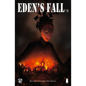 Eden's Fall (2016) #3 VF/NM Linda Luksic Šejić Cover B Image Comics