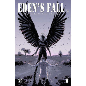 Eden's Fall (2016) #2 VF/NM Linda Luksic Šejić Cover B Image Comics