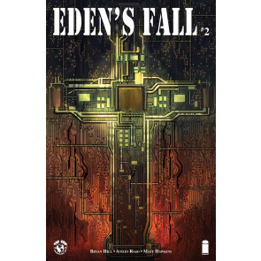 Eden's Fall (2016) #2 VF/NM Linda Luksic Šejić Cover A Image Comics