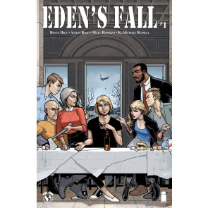 Eden's Fall (2016) #1 VF/NM Rahsan Ekedal Cover A Image Comics
