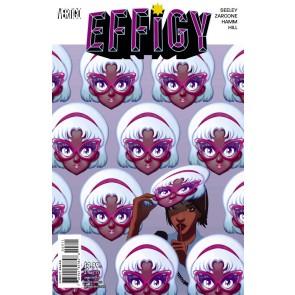 EFFIGY (2015) #3 VF/NM VERTIGO