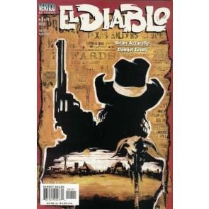 "EL DIABLO (2001) #""s 1, 2, 3, 4 COMPLETE SET BRIAN AZZARELLO VERTIGO"