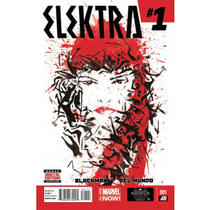 ELEKTRA (2014) #1 VF/NM MARVEL NOW!