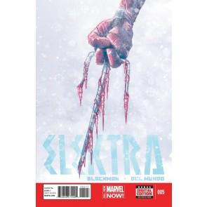 ELEKTRA (2014) #5 VF/NM MARVEL NOW!