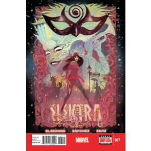 ELEKTRA (2014) #7 VF MARVEL NOW!