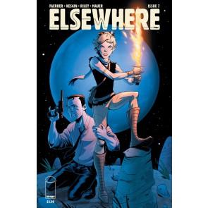 Elsewhere (2017) #7 VF/NM Sumeyye Kesgin Image Comics