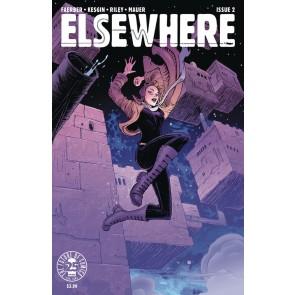 Elsewhere (2017) #2 VF/NM Sumeyye Kesgin Image Comics