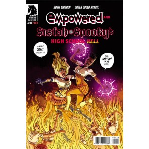Empowered and Sistah Spooky's High School Hell (2017) #'s 1 2 3 VF+ Set of 3
