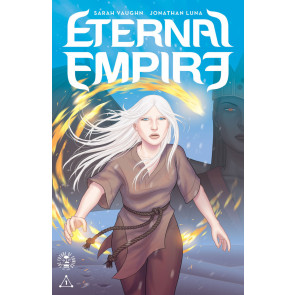 Eternal Empire (2017) #1 VF/NM Sarah Vaughn Jonathan Luna Image Comics