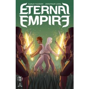 Eternal Empire (2017) #3 VF/NM Sarah Vaughn Jonathan Luna Image Comics