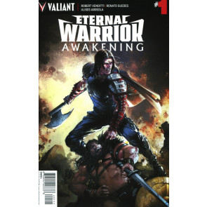 Eternal Warrior: Awakening (2017) #1 VF/NM Clayton Crain Cover A Valiant