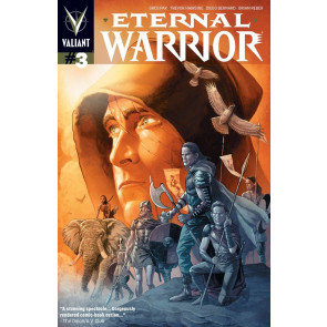 ETERNAL WARRIOR (2013) #3 VF+ - VF/NM COVER A VALIANT COMICS