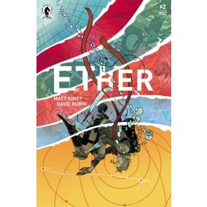 Ether (2016) #2 VF/NM David Rubin Cover Matt Kindt Dark Horse Comics